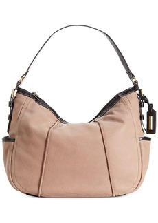 Tignanello Soft Touch Sueded Leather Hobo