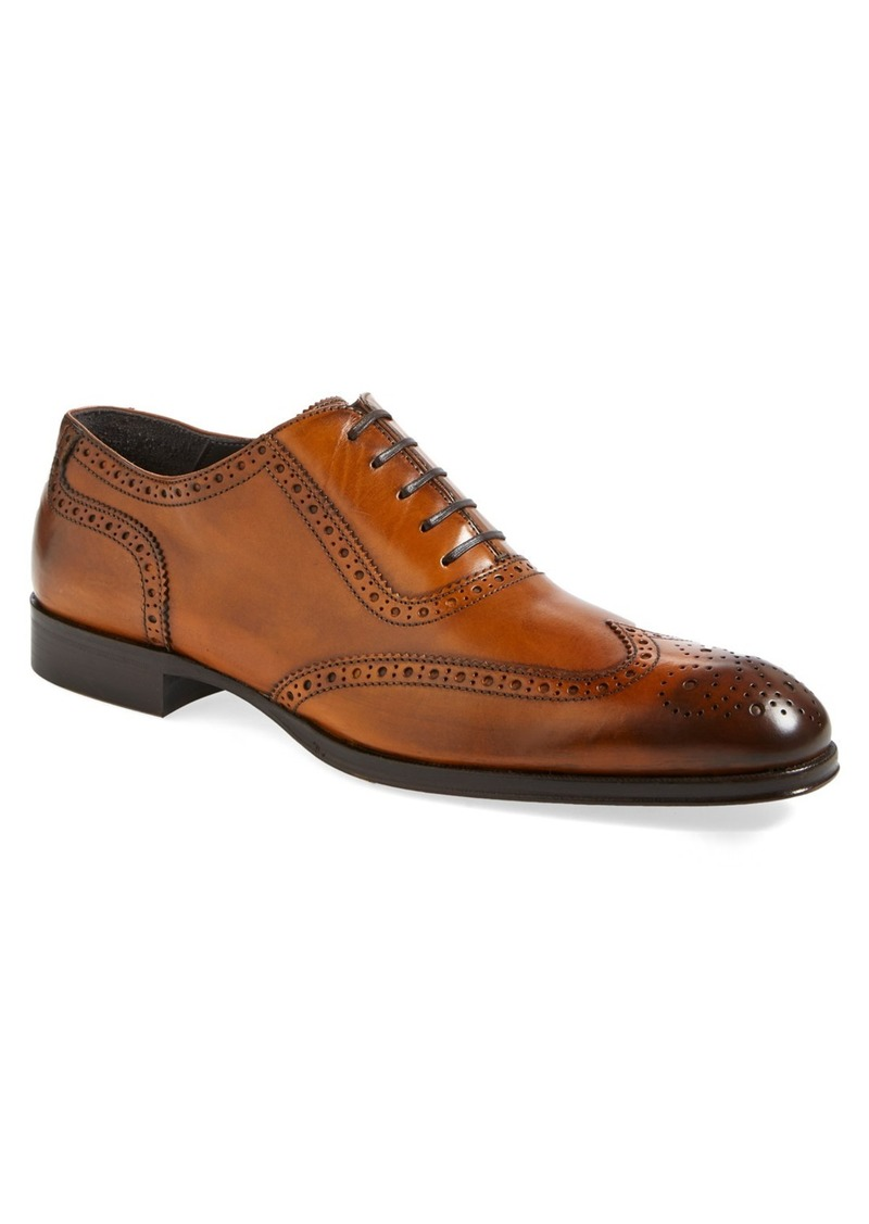 to boot to boot new york duke wingtip shoes