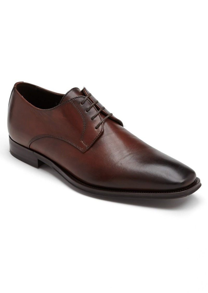 to boot to boot new york felix plain toe derby