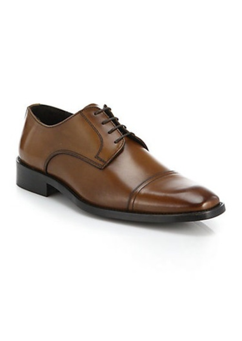 to boot to boot new york leather derby shoes shoes