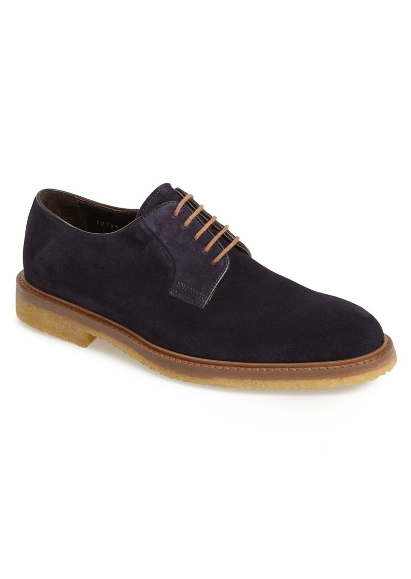 to boot to boot new york milford plain toe buck shoe