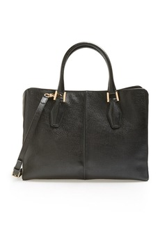 Tod's 'ALR Tramezza Media' Leather Shopper