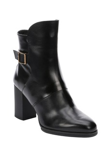 Tod's black leather 'T85 Up Troncetto'...