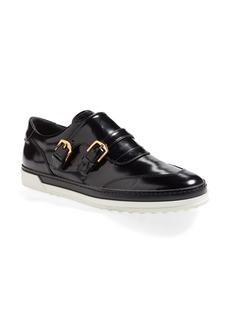 Tod's Double Strap Monk Sneaker (Women)