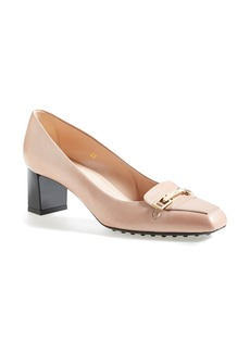 Tod's Leather Pump (Women)
