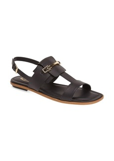 Tod's Leather Sandal (Women)