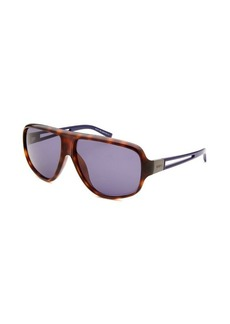 Tod's Men's Aviator Dark Havana Sunglasses