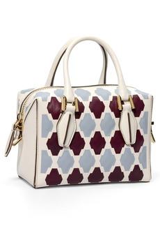 Tod's 'Mini D-Cube - Bauletto' Bowler Bag