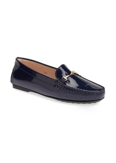 Tod's Patent Leather Driving Moccasin (Women)