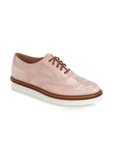 Tod's Platform Wingtip Oxford (Women)