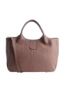 Tod's Pre-Owned: brown leather convertible tote