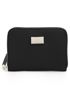 Tod's Small Zip Around Leather Wallet