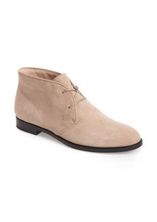 Tod's Suede Desert Boot (Women)
