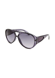 Tod's Women's Aviator Blue Sunglasses