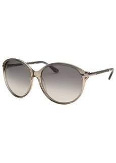 Tod's Women's Round Translucent Sunglasses