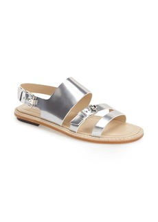 Tod's Buckle Sandal (Women)