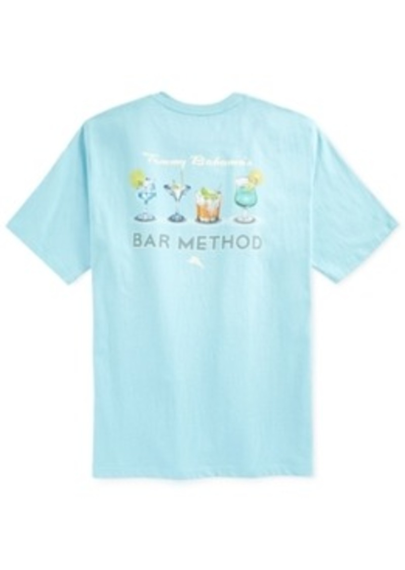Tommy Bahama Tommy Bahama Bar Method Graphic Print T Shirt
