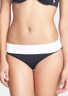 Tommy Bahama 'Deck Piping' Hipster Bikini Bottoms