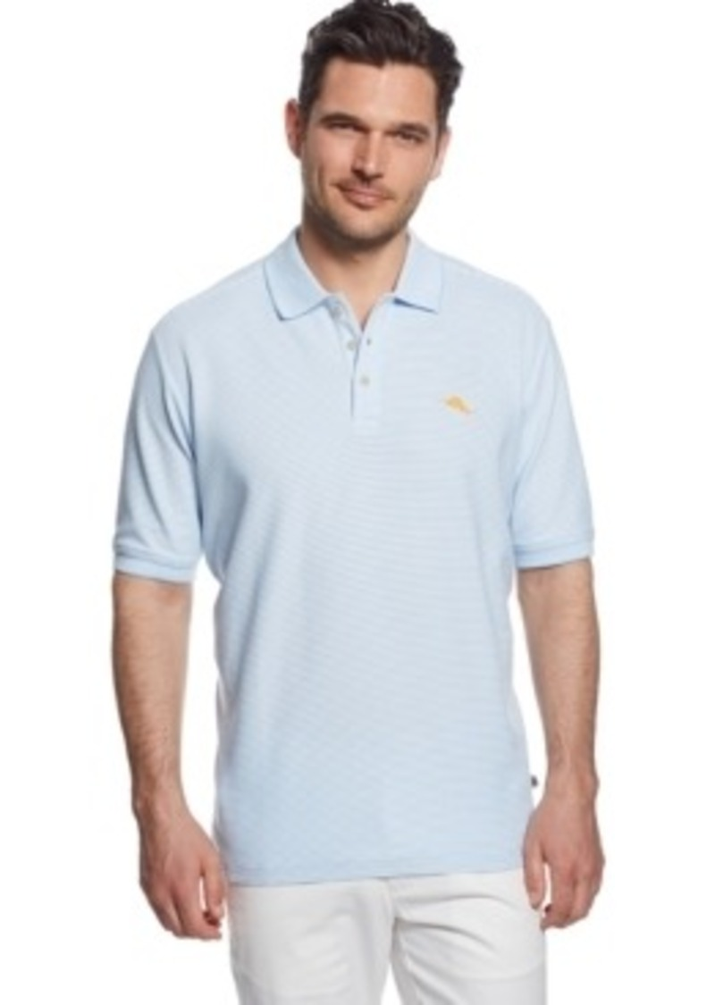 Tommy bahama tommy bahama emfielder striped polo casual for Tommy bahama polo shirts on sale