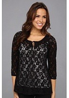 Tommy Bahama Floral Lace Top