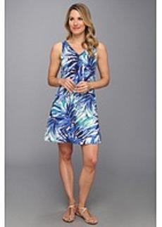 Tommy Bahama Lacovia Leaves Dress