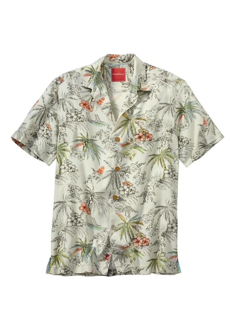Tommy Bahama Tommy Bahama 39 Lido Leisure 39 Silk Campshirt