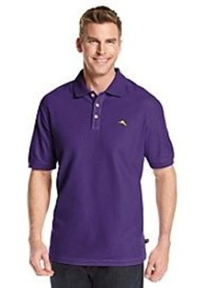 Tommy bahama tommy bahama men 39 s emfielder polo casual for Tommy bahama polo shirts on sale