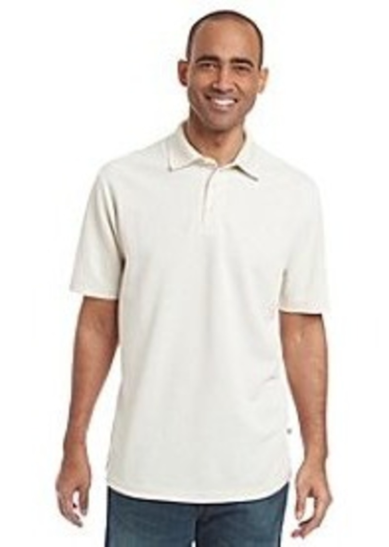 Tommy bahama tommy bahama men 39 s short sleeve striped polo for Tommy bahama polo shirts on sale