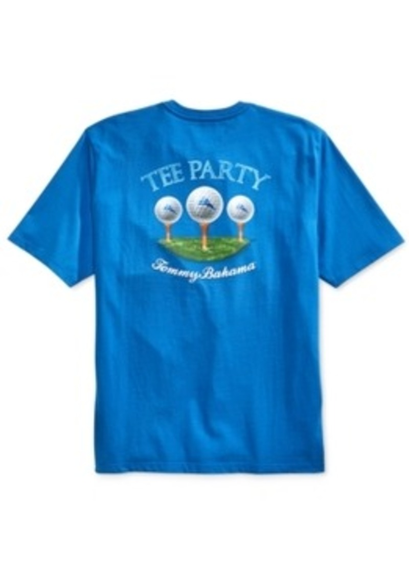 Tommy Bahama Tommy Bahama Men 39 S Tee Party Graphic Print T