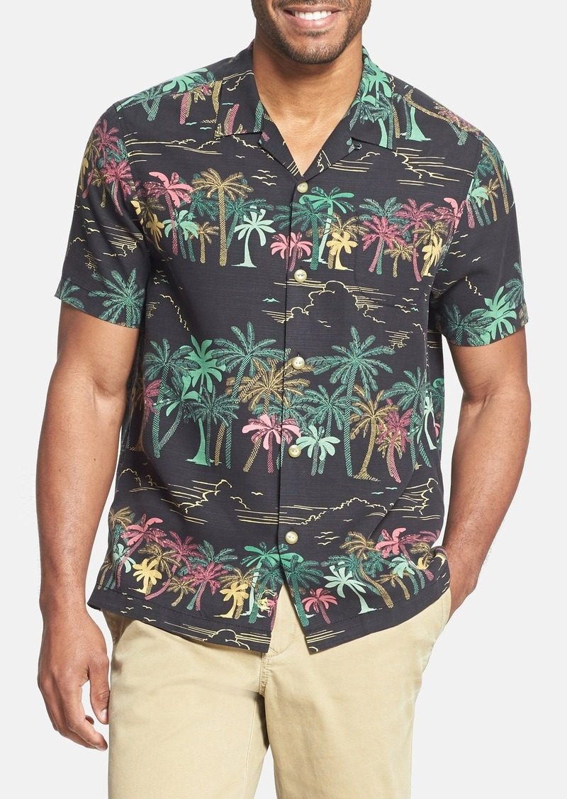 Tommy bahama tommy bahama 39 palm selleck 39 island modern fit for Tommy bahama short sleeve silk camp shirt