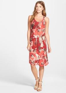 Tommy Bahama 'Ruby Beach' Floral Print Racerback Dress