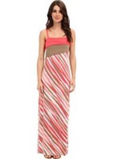 Tommy Bahama Sands Aslant Long Dress