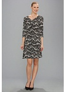 Tommy Bahama Sea Tangle Three Quarter Sleeve Dress