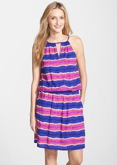 Tommy Bahama Stripe Blouson Dress