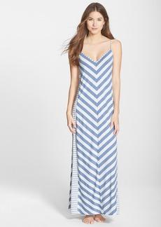Tommy Bahama Stripe Jersey Maxi Dress