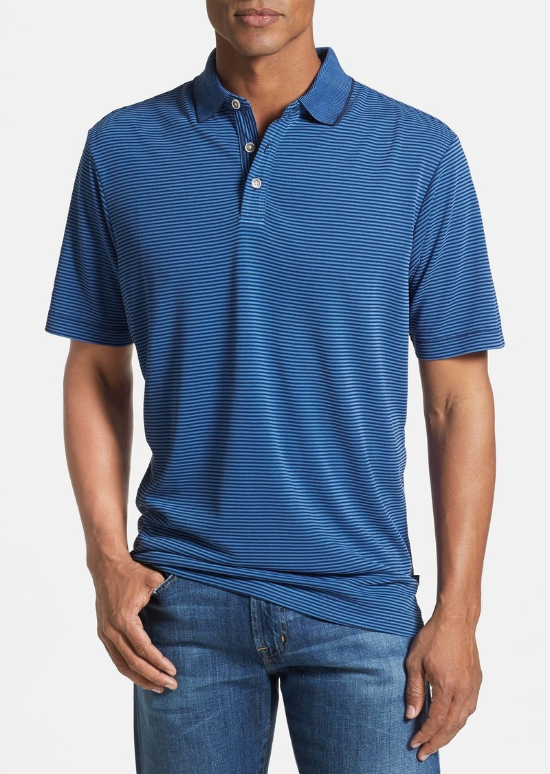 Tommy bahama tommy bahama 39 superfecta 39 stripe polo t for Tommy bahama polo shirts on sale