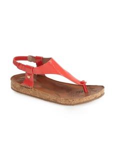 Tommy Bahama 'Tanna' Leather Sandal (Women)