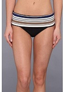 Tommy Bahama Variegated Stripe High Waist Wide Band Bottom