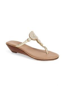Tommy Bahama 'Yerba' Wedge Sandal (Women)