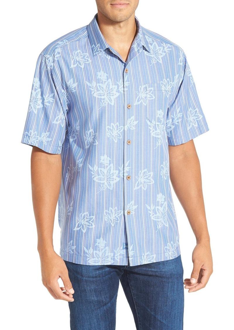 Tommy bahama tommy bahama 39 luau lines 39 short sleeve silk for Tommy bahama short sleeve silk camp shirt