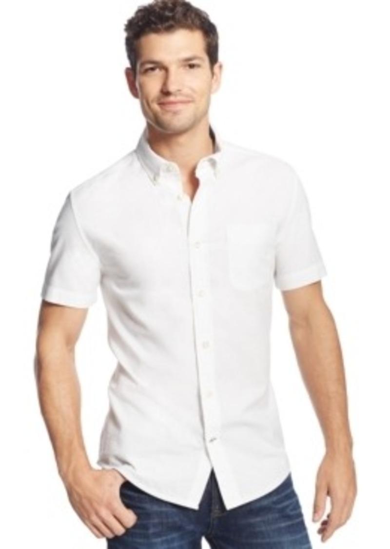 Tommy hilfiger tommy hilfiger big and tall button down for Big and tall button up shirts