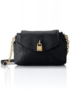 Tommy Hilfiger Chain Lock Flap Pebble Cross Body Bag
