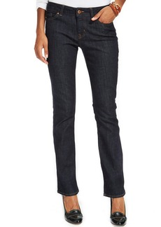 Tommy Hilfiger Curvy-Fit Bootcut Jeans, Rinse Wash