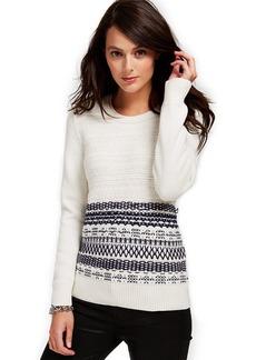 Tommy Hilfiger Fair-Isle Sweater