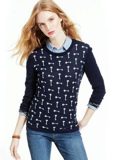 Tommy Hilfiger Key-Print Sweater