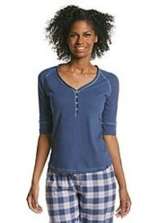 Tommy Hilfiger® Knit Henley Top