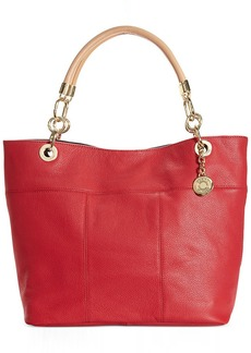 Tommy Hilfiger Leather TH Signature Tote