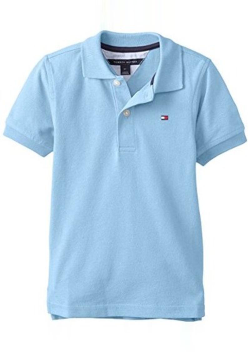 tommy hilfiger tommy hilfiger boys 2 7 ivy polo shirt shirts shop it to me. Black Bedroom Furniture Sets. Home Design Ideas