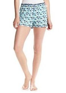 Tommy Hilfiger® Mesh Trim Lounge Shorts