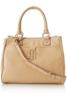 Tommy Hilfiger Monogrammed II Convertible Shoulder Bag